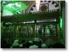 maqam sayyidah nafisah